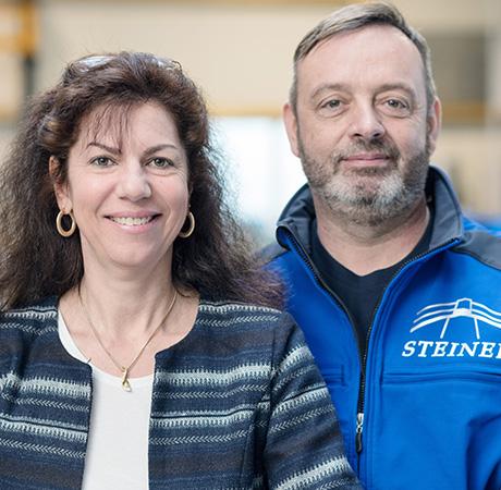 Diana und Thomas Steinel